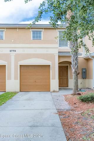 2770 Revolution Street #103, Melbourne, FL 32935 (MLS #908871) :: Blue Marlin Real Estate