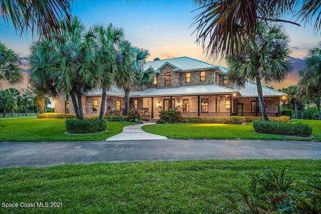 5675 Willoughby Drive, Melbourne, FL 32934 (MLS #908872) :: Blue Marlin Real Estate