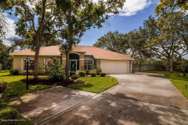 1840 Woodberry Circle, Melbourne, FL 32935 (MLS #908879) :: Blue Marlin Real Estate
