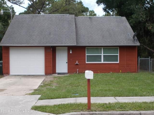 1105 Santa Rosa Drive, Rockledge, FL 32955 (MLS #908934) :: Premium Properties Real Estate Services