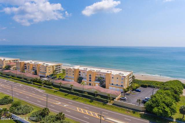 1851 Highway A1a #4201, Indian Harbour Beach, FL 32937 (MLS #908965) :: Premium Properties Real Estate Services
