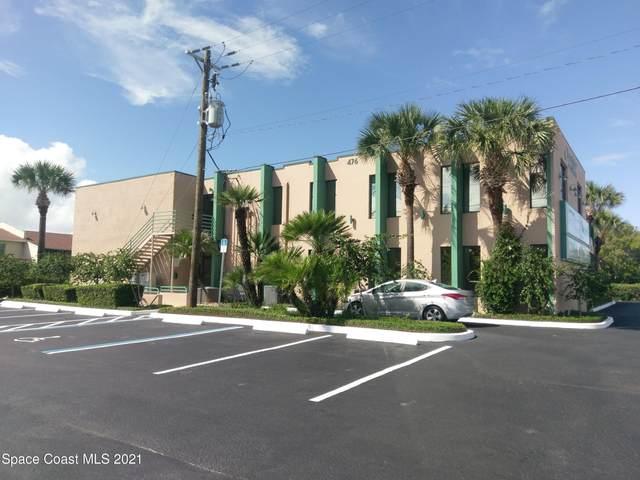 476 Highway A1a, Satellite Beach, FL 32937 (MLS #908992) :: Blue Marlin Real Estate