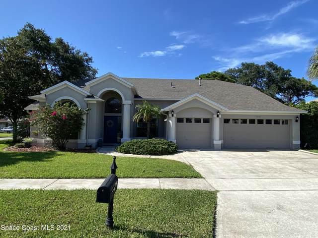 2750 Summer Brook Street, Melbourne, FL 32940 (MLS #909004) :: Premium Properties Real Estate Services