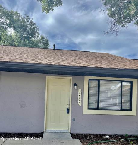 1210 Shady Pines Lane, Titusville, FL 32796 (MLS #909018) :: Blue Marlin Real Estate