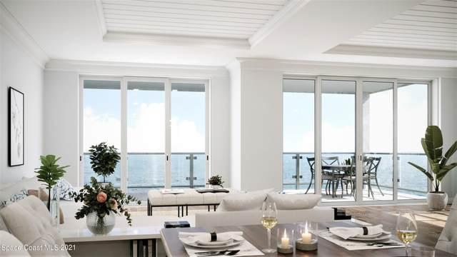 3995 N Harbor City Boulevard P.H.1, Melbourne, FL 32935 (MLS #909032) :: Blue Marlin Real Estate