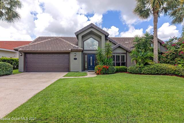 2150 Leeward Lane, Merritt Island, FL 32953 (MLS #909055) :: Premium Properties Real Estate Services
