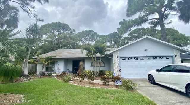4620 Greenhill Street, Cocoa, FL 32927 (MLS #909058) :: Blue Marlin Real Estate