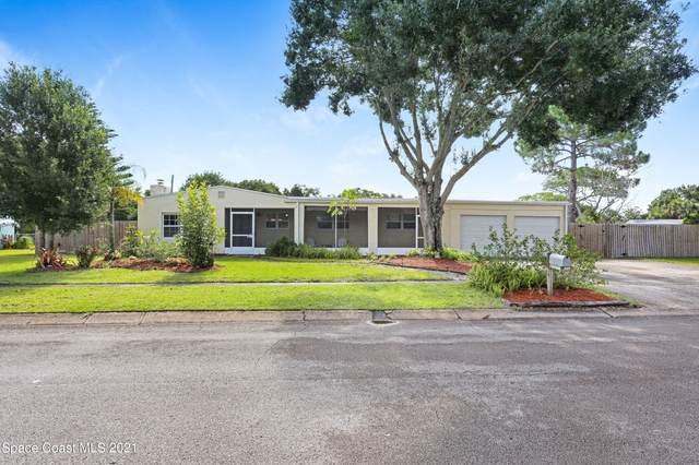 1051 Cleveland Street, Melbourne, FL 32935 (MLS #909081) :: Blue Marlin Real Estate