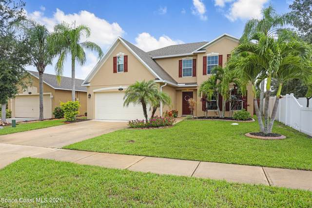 3283 Wreath Street, Melbourne, FL 32904 (MLS #909108) :: Blue Marlin Real Estate