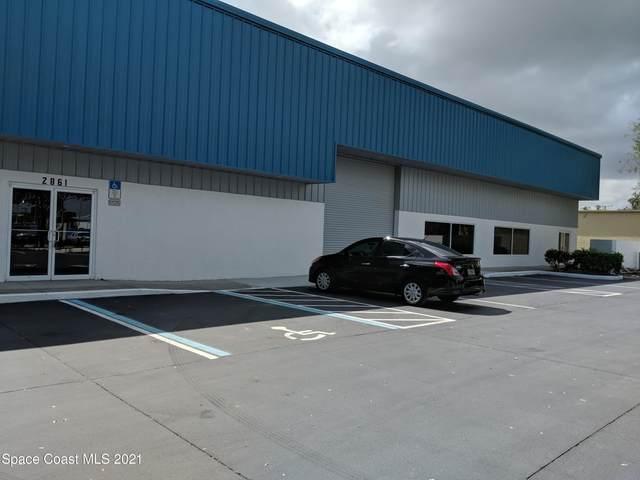 2851 Electronics Drive, Melbourne, FL 32935 (MLS #909114) :: Vacasa Real Estate