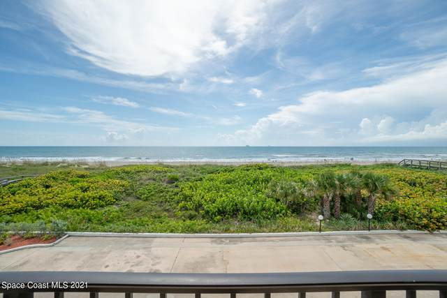 4600 Ocean Beach Boulevard #307, Cocoa Beach, FL 32931 (#909122) :: The Reynolds Team   Compass