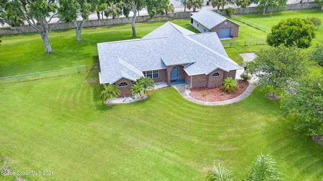 3173 Fairview Drive, Melbourne, FL 32934 (MLS #909127) :: Blue Marlin Real Estate