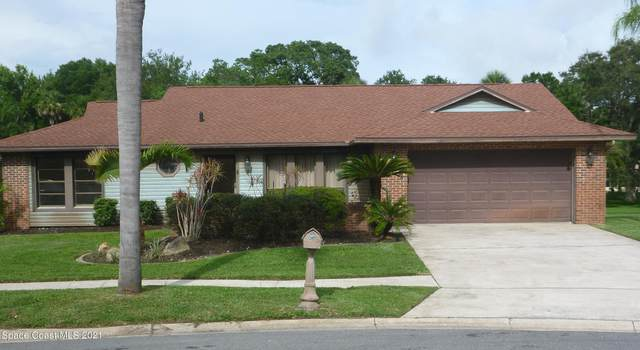 710 Lynwood Court, Merritt Island, FL 32953 (MLS #909148) :: Blue Marlin Real Estate