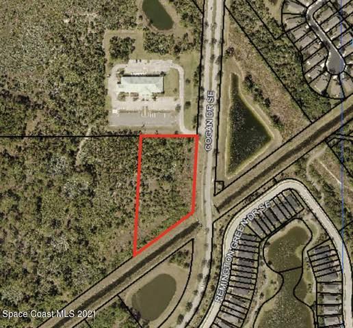 0000 Cogan Drive, Palm Bay, FL 32909 (MLS #909162) :: Blue Marlin Real Estate