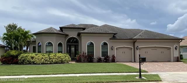 1665 Marcello Drive, Melbourne, FL 32934 (MLS #909166) :: Premium Properties Real Estate Services