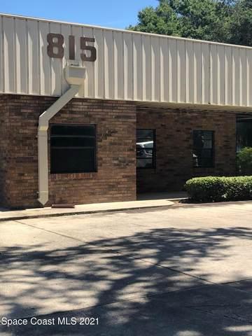 815 Eyrie Drive, Sanford, FL 32771 (MLS #909174) :: Engel & Voelkers Melbourne Central