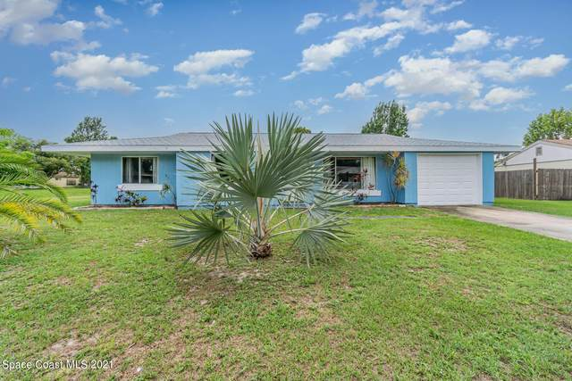 1174 Craftsland Lane NE, Palm Bay, FL 32905 (MLS #909186) :: Blue Marlin Real Estate