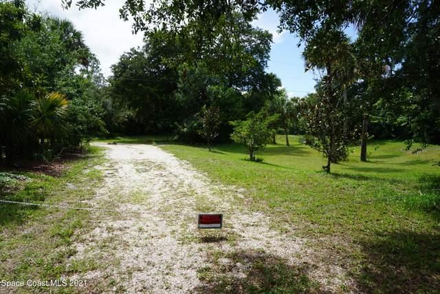 4810 Wishing Lane, Titusville, FL 32780 (MLS #909208) :: Keller Williams Realty Brevard