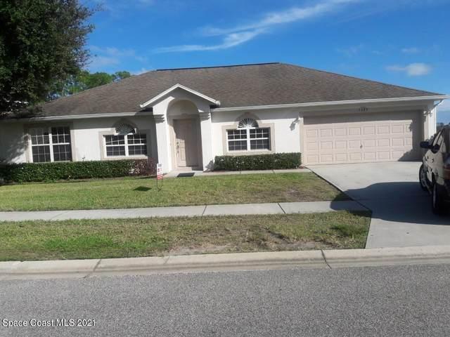 1625 Las Palmos Drive, Palm Bay, FL 32908 (MLS #909224) :: Blue Marlin Real Estate