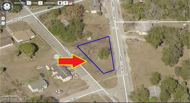 00000 Corner-Myrtle & Harry T.Moore Avenue, Mims, FL 32754 (MLS #909232) :: Premium Properties Real Estate Services