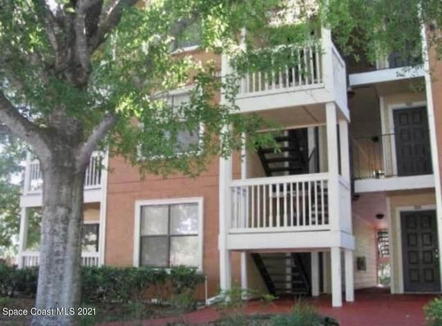 225 S Tropical Trail #204, Merritt Island, FL 32952 (MLS #909243) :: Premium Properties Real Estate Services