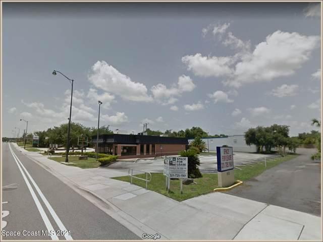 941 & 951 N Cocoa Boulevard, Cocoa, FL 32922 (MLS #909250) :: Keller Williams Realty Brevard
