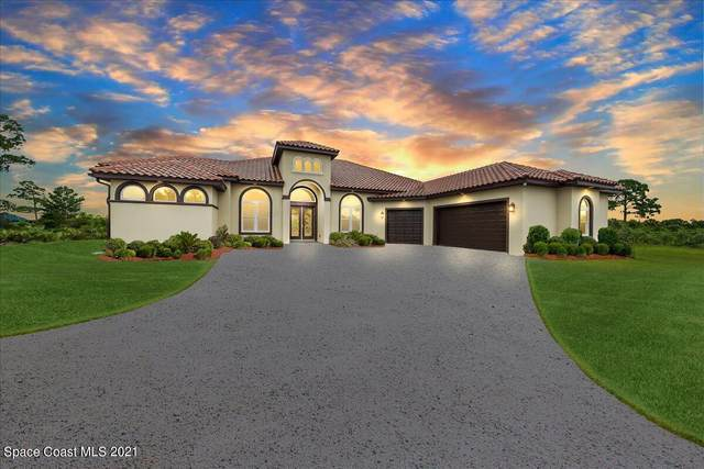 4730 Mooney Lane, Grant Valkaria, FL 32949 (MLS #909252) :: Blue Marlin Real Estate