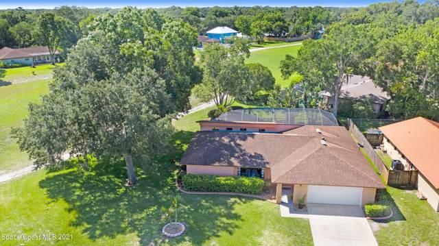 2075 King Richard Drive, Titusville, FL 32796 (MLS #909256) :: Blue Marlin Real Estate