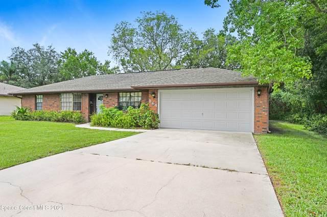 364 Brookedge Street NE, Palm Bay, FL 32907 (MLS #909267) :: Blue Marlin Real Estate