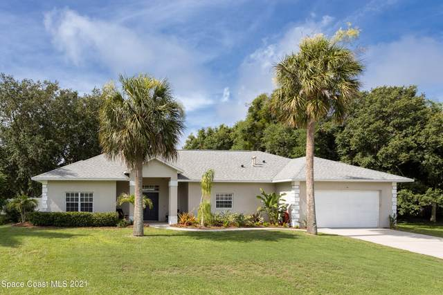 2209 Royal Oaks Drive, Rockledge, FL 32955 (MLS #909269) :: Premium Properties Real Estate Services