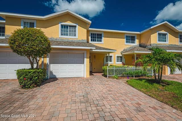 2463 Hemingway Lane #103, Merritt Island, FL 32953 (MLS #909286) :: Premium Properties Real Estate Services