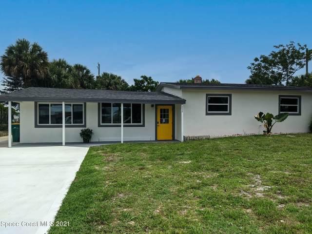 452 Alice Drive, Melbourne, FL 32935 (MLS #909289) :: Blue Marlin Real Estate