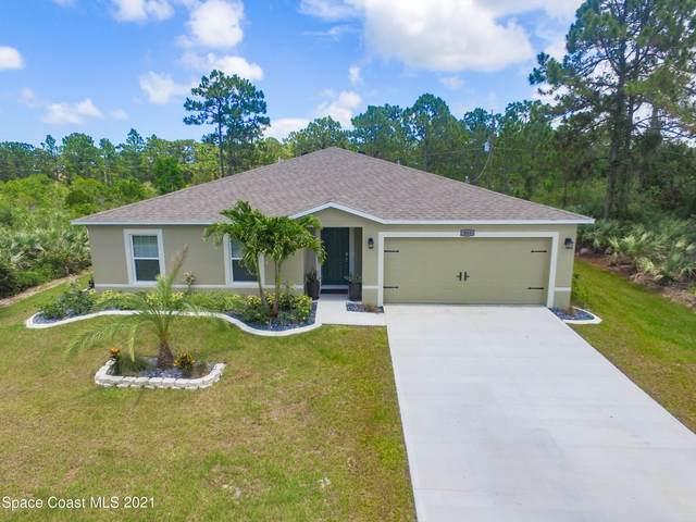 803 Underhill Avenue SE #29, Palm Bay, FL 32909 (MLS #909290) :: Premium Properties Real Estate Services