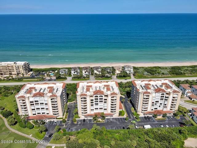 130 Warsteiner Way #203, Melbourne Beach, FL 32951 (MLS #909298) :: Blue Marlin Real Estate