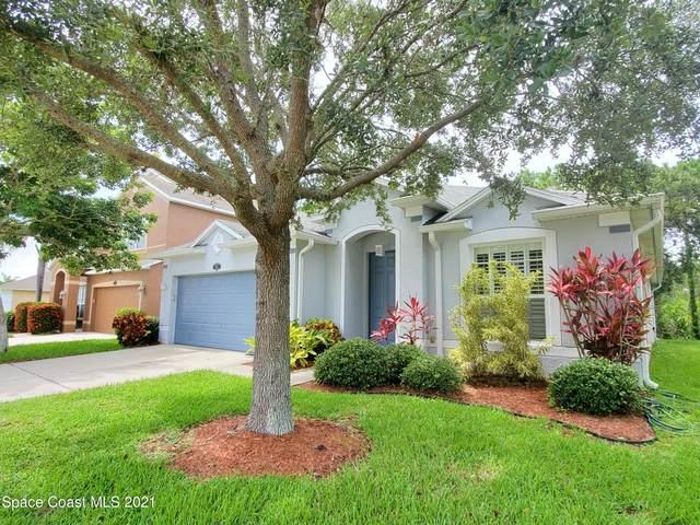 2312 Glasbern Circle, Melbourne, FL 32904 (MLS #909310) :: Premium Properties Real Estate Services