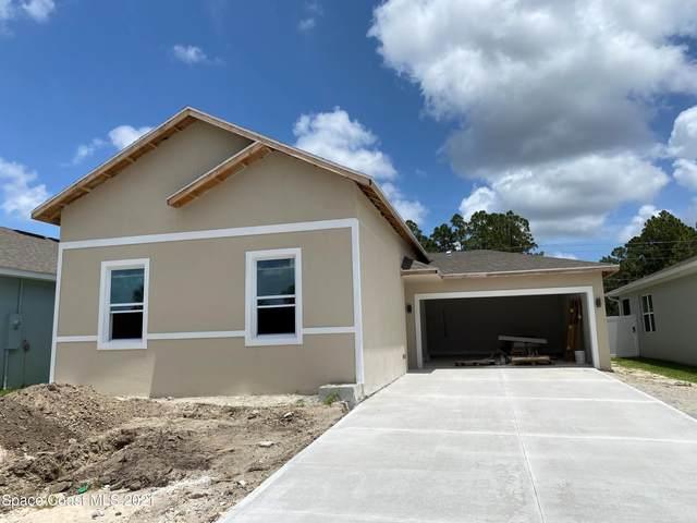 572 Corbin Circle SW, Palm Bay, FL 32908 (MLS #909326) :: Keller Williams Realty Brevard