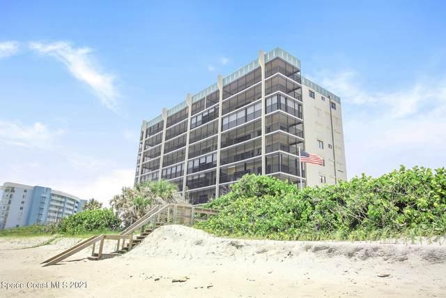 1125 Highway A1a #507, Satellite Beach, FL 32937 (MLS #909328) :: Keller Williams Realty Brevard
