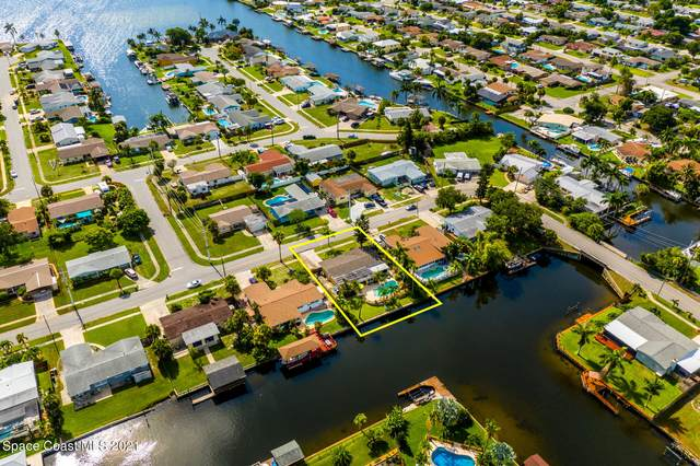 765 E Richland Avenue, Merritt Island, FL 32953 (MLS #909340) :: Blue Marlin Real Estate