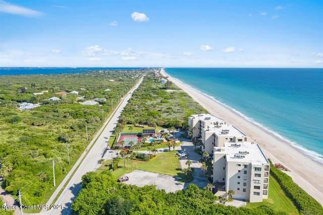 6307 S Highway A1a #253, Melbourne Beach, FL 32951 (MLS #909370) :: Blue Marlin Real Estate