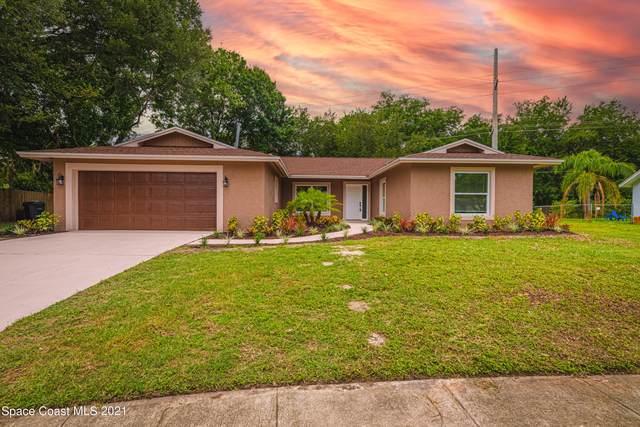 2755 Las Palmas Drive, Titusville, FL 32780 (MLS #909391) :: Blue Marlin Real Estate