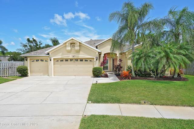 431 Cobblewood Drive, Rockledge, FL 32955 (MLS #909392) :: Blue Marlin Real Estate