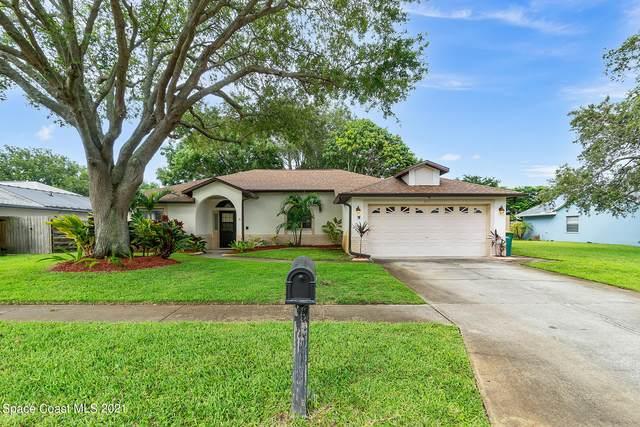3041 Sweet Oak Drive, Melbourne, FL 32935 (MLS #909396) :: Blue Marlin Real Estate