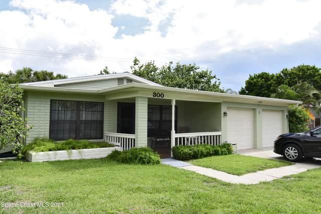 300 W Exeter Street, Satellite Beach, FL 32937 (MLS #909397) :: Premium Properties Real Estate Services