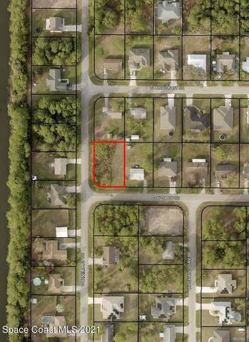 107 Cocoa (Corner Cornelia) Street SE, Palm Bay, FL 32909 (MLS #909400) :: Premium Properties Real Estate Services