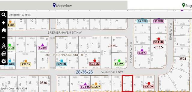 634 Altona Street NW, Palm Bay, FL 32907 (MLS #909417) :: Dalton Wade Real Estate Group
