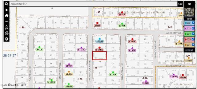 779 Cranbrook Avenue NE, Palm Bay, FL 32905 (MLS #909419) :: Premium Properties Real Estate Services