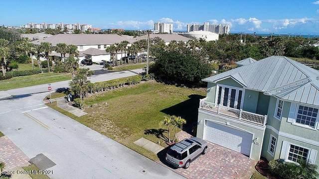 121 Plano Court #15, Indian Harbour Beach, FL 32937 (MLS #909446) :: Premium Properties Real Estate Services