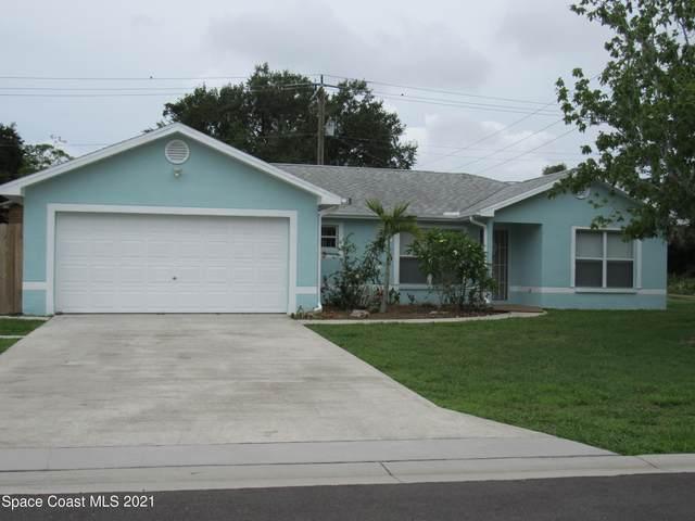 365 Kenzel Court, Merritt Island, FL 32953 (MLS #909450) :: Keller Williams Realty Brevard