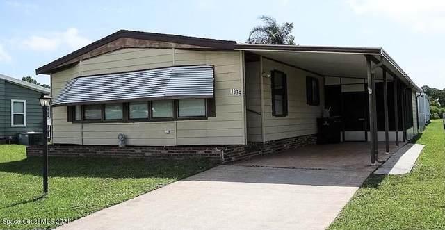 1979 Live Oak Street NE, Palm Bay, FL 32905 (MLS #909463) :: Blue Marlin Real Estate