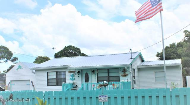 1625 Worley Avenue, Merritt Island, FL 32952 (MLS #909478) :: Keller Williams Realty Brevard